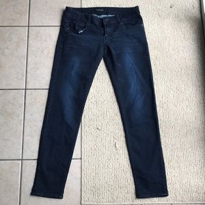RAMPAGE dark blue skinny jeans